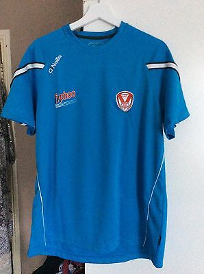 St Helens Rugby League Training Shirt