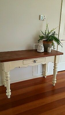 french style hallway table.