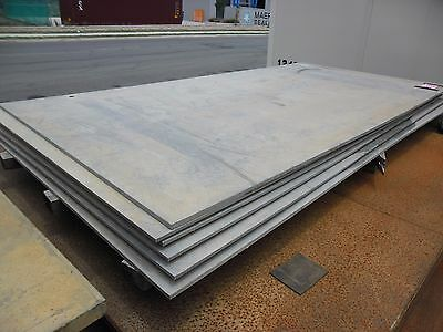 Steel Plate 1 x 2400 Long 1200 Wide Wt 10mm Galvanised  $179.00 ea. 5 available