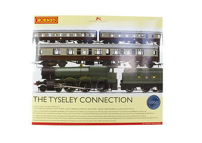 R3220 Hornby Tyseley Connection GWR 4-6-0 Hall Class Pitchford Hall Train Pack