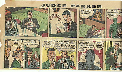 Judge Parker by Heilman and  LeDoux - 65 from 1952 to 1983