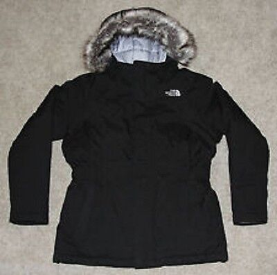 The North Face - Doudone Parka Greenland fille noir XL (38) - TBE