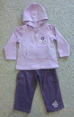 Girls purple outfit 24 months