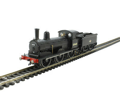 R3232 Hornby Black Late Crest BR 0-6-0 Class J15 65445 Locomotive - New & Boxed