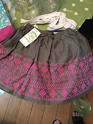 Vertbaudet Girls Skirt Age 4 New With Tags
