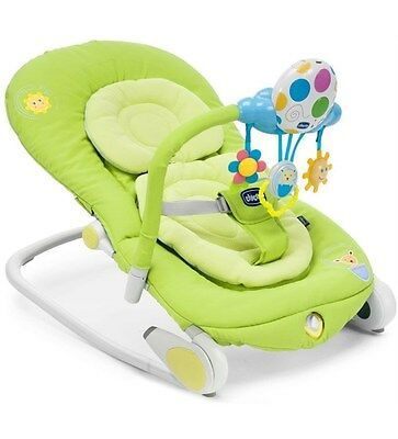 Chicco Balloon Bouncer Chair With Electronic Toy Panel - Spring
