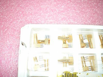 91877-002 Right Angle Power Connector NOS Berg lot of 5 Pieces