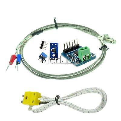 Competitive New MAX31855 Module + K Type Thermocouple Sensor for Arduino MO