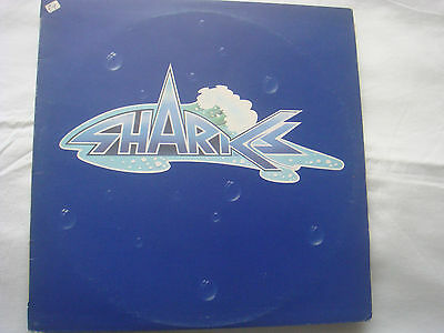 The Sharks - First Water - 1973 Island Blues/rock Ex