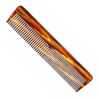 Kent 16T 185mm Extra Large Womens Coarse Fine Toothed Hair Comb