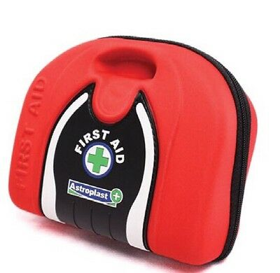 Astroplast Family Car First Aid Kit Pouch Red Large