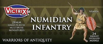 Numidian Infantry - Victrix - Ancient - Sent First Class -