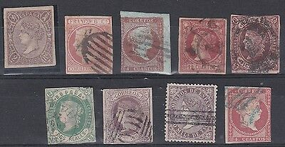 Isabella Selection With S.g.85 Mint.cat £425.00 Nice Lot.cheap!!!look!!!