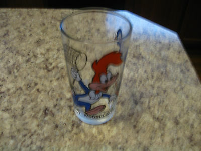 Woody Woodpecker Pepsi Collector series glass