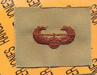 US Army Air Assault desert DCU badge cloth patch