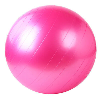 55cm Exercises Fitness GYM Smooth Yoga Balls Pregnancy Birthing Swiss Sports HOT