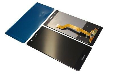 Original Huawei Ascend P9 LCD Touchscreen Display Front Glas Scheibe Kleber b