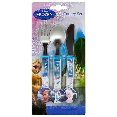 Disney Frozen Cutlery Set Official Licenced Product for Chlidren