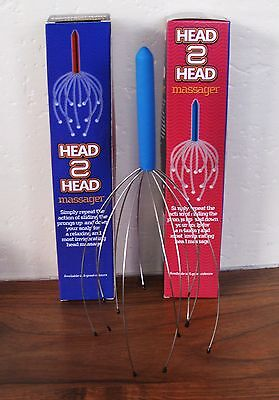 3 New Head Massager Devices, Great For Stocking Fillers