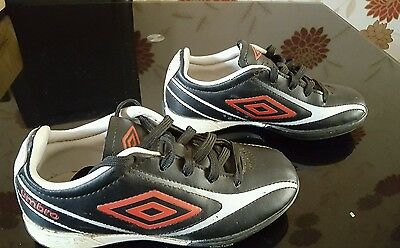 Football trainers boys size 12