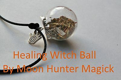 Healing Spell Health Witch Ball 20+ Yrs Exp Pagan Wicca Reiki Healing Energy