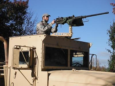 M923A1 ARMORED TRUCK W/AOA & IED & A/C KIT EMP PROOF m998 m923 a2 aircraft