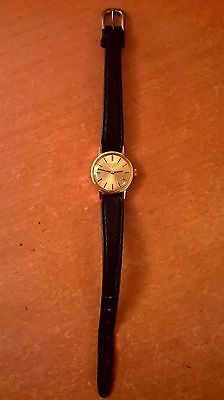 GOLD LONGINES WATCH for parts