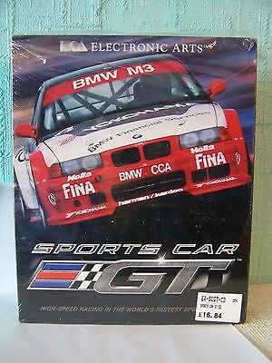 Christmas, Game, Sports Car Gt, Cd-Rom, Windows, Racing, Nearly New