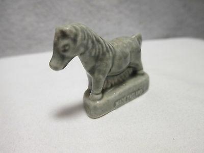 Wade Whimsies Red Rose Tea Pet Shop Grey Pony Horse