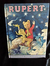 Rupert The Bear Annual 1979 VG Condition Clean Copy Name Inscription Add Buy Now