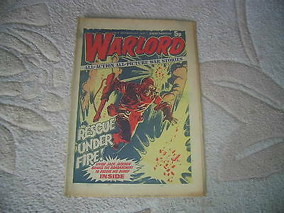 WARLORD comic No 9, from 1974