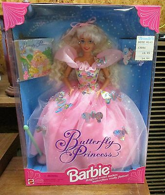 1994 Butterfly Princess Barbie #13051 Mint NRFB