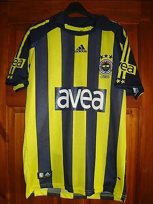 Fenerbahce football shirt SEMIH 23 on back