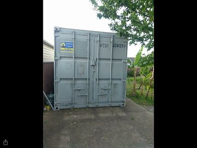 20ft. Shipping Container