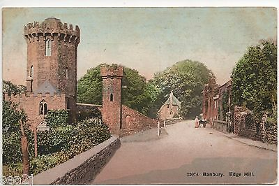 Banbury Edge Hill Posted 1906 ----- Top  87