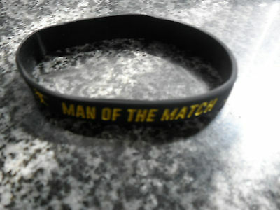Joblot Of 10 - Football - Man Of The Match - Wristbands