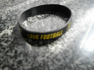 Joblot Of 10 -  Love Football - Wristbands