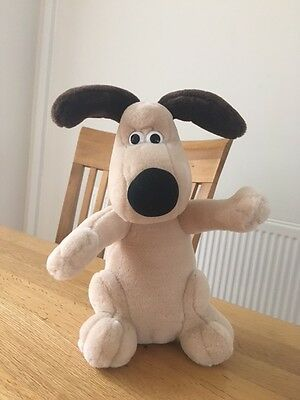 Wallace and Gromit - Gromit soft toy
