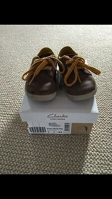 Clarks Baby Boy Shoes 5