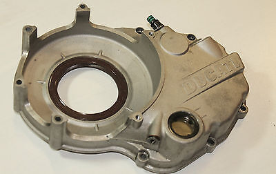Ducati Corse Factory Race Sand casted clutch vented case ex F03 Hodgson 999RS