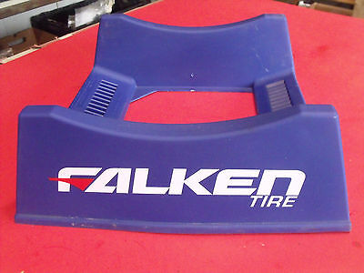 """Collectible """"Falken Tire"""" Display Assembly, Gas Station or Auto Repair Display"""