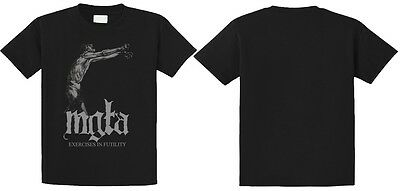 Mgla - Exercise In Futulity  T-shirt neu,S,M,L,XL available