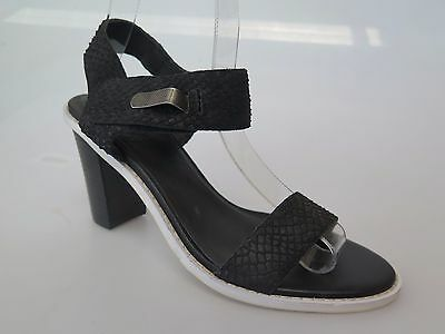 $40 Clearance - Silent D - new ladies leather sandals size 37 / 6.5 #30