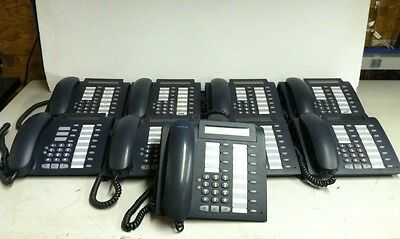 QTY9 Lot Siemens Optipoint 500 Standard Mangan Business Telephone 69907