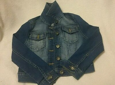 denim jacket 5/6 years