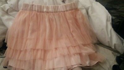 h&m girls skirt