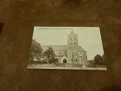 Early Photochrom postcard - RC Church - Ashby-de-la-Zouch - Leicestershire