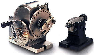 BS-0 Dividing Universal Head of part of with Index system, Tailstock