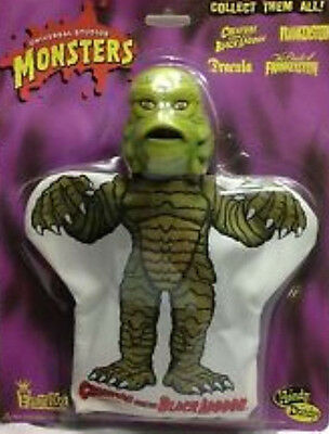 Universal Monsters-Creature From The Black Lagoon-Hand Puppet-Funko-Handy Dandys