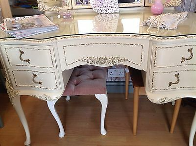 Dressing Table Louis XV Antoinette Style Olypus